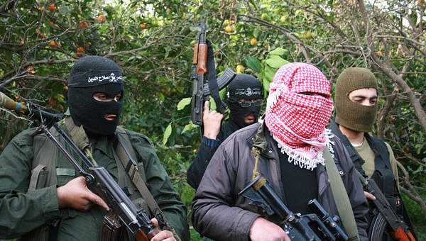 Армия Израиля дала ответный огонь посектору Газа