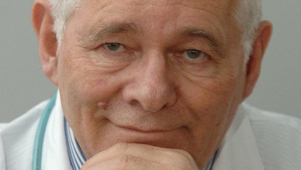 Профессор Леонид Рошаль. Архив