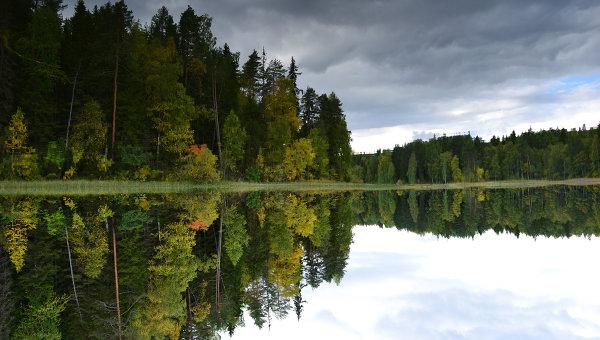 Кенозерский национальный парк, архивное фото