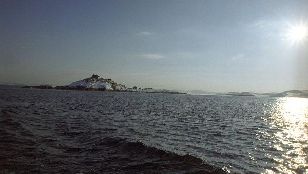 Баренцево море. Архив