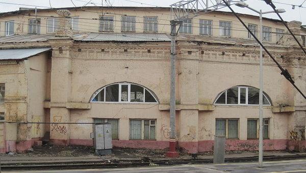 Круговое депо Николаевской железной дороги. Архив