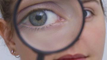 Зрение. Архивное фото