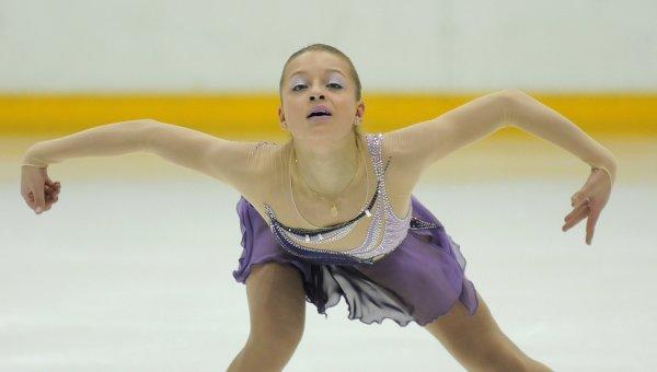 Полина Агафонова.