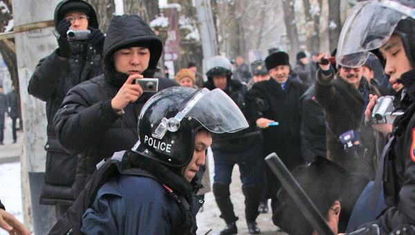 Массовые беспорядки в Жанаозене. Архив