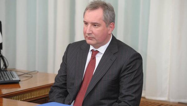 Вице-премьер РФ Д.Рогозин