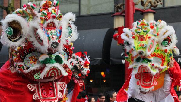 Китайский Новый год. Архив