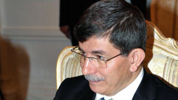 Ахмет Давутоглу. Архивное фото
