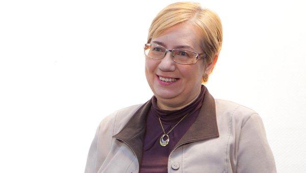 Мария Вербицкая