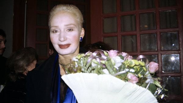 Татьяна Григорьевна Васильева (Ицыкович)