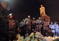 """Митинг """"За честные выборы"""" на Пушкинской площади в Москве"""