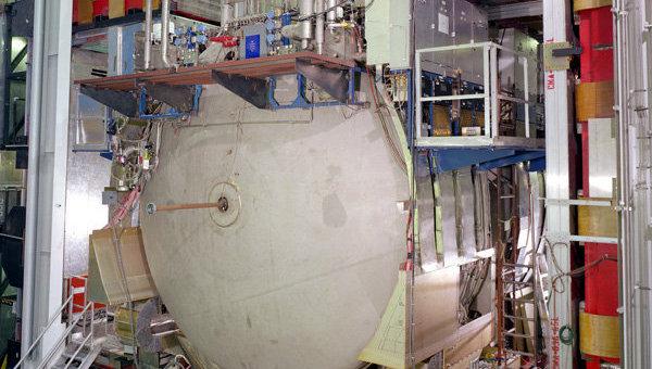 Детектор D0 американского коллайдера Теватрон