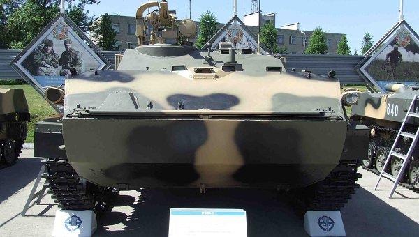 Машина разведки РХМ-5 ВДВ