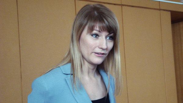 Светлана Журова - кандидат на пост сенатора от Кировской области