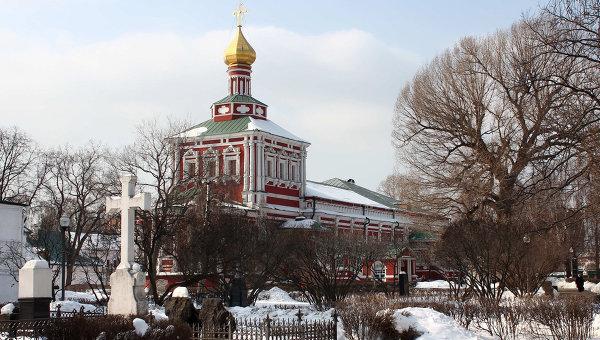 Новодевичий монастырь. Архивное фото