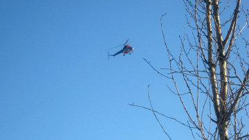 Преступник сбежал из вологодской колонии на вертолете