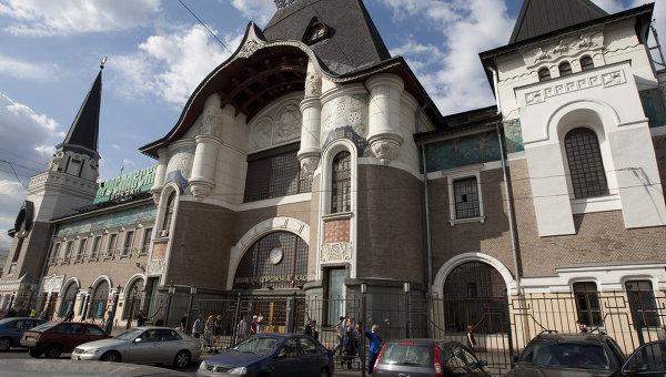 Ярославский вокзал. Архивное фото