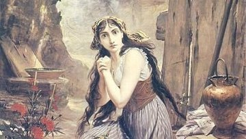 Жанна д'Арк в Домреми