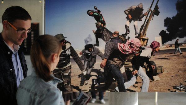 Выставка лауреатов конкурса World Press Photo
