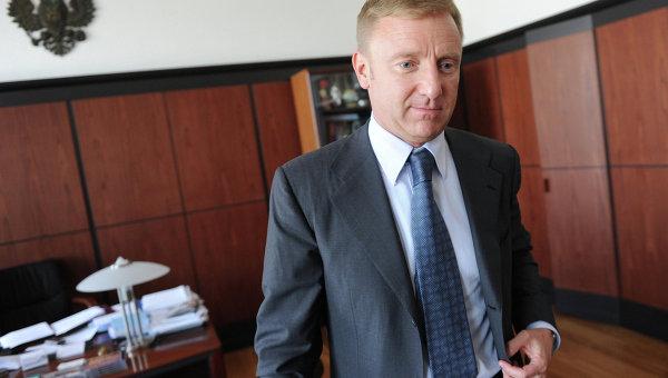 Новый министр образования РФ Д. Ливанов