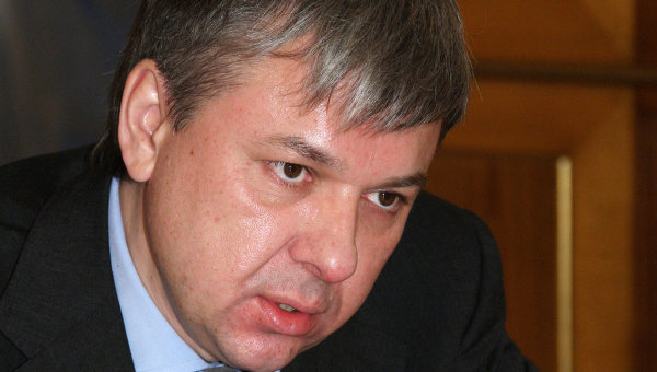 Глава Федеральной службы по регулированию алкогольного рынка Игорь Чуян. Архивное фото