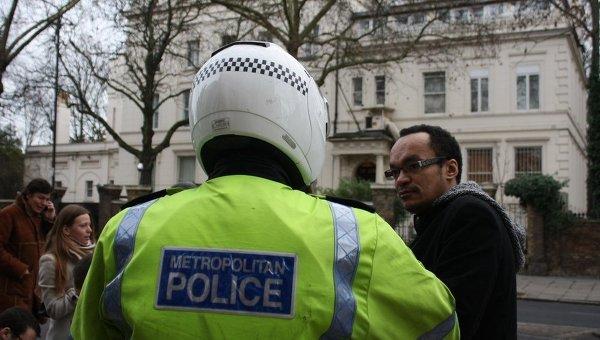 Лондонский полицейский. Архив