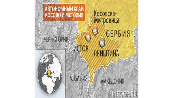 Север Косово