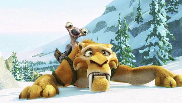 мультфильмы скачать торрент ледниковый период