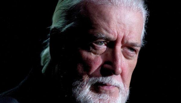 Основатель и клавишник группы Deep Purple Джон Лорд. Архив