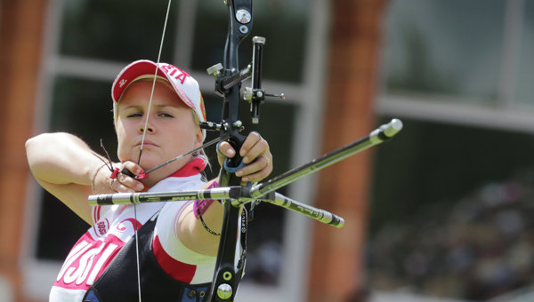 Инна Степанова вышла в1/8 финала олимпийского турнира пострельбе