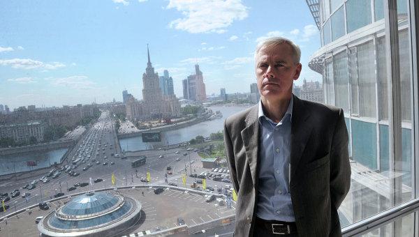 Глава департамента региональной безопасности Москвы А. Майоров,Архивное фото