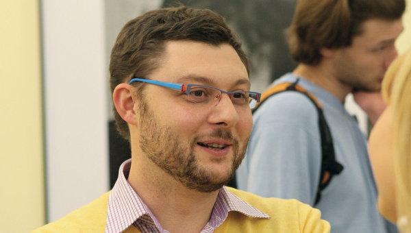 Исполнительный директор Московского музея современного искусства (ММСИ) Василий Церетели