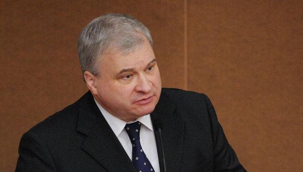 Первый заместитель министра иностранных дел РФ Андрей Денисов. Архив