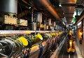 Ускорительная секция Большого адронного коллайдера, где разгоняются частицы
