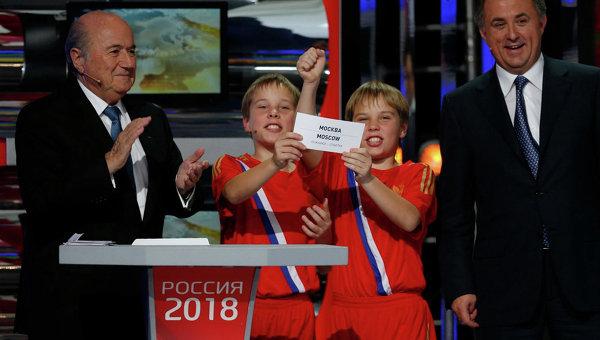 В Каких Городах России Будет Проходить Чемпионат Мира 2018 Г По Футболу