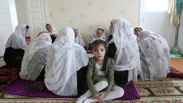 Как проходит дагестанская свадьба