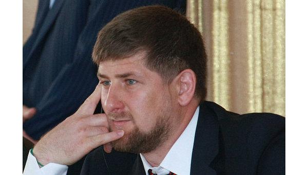 Кадыров подает судебный иск против руководителя правозащитного центра Мемориал