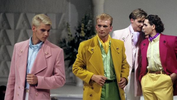Мода 90-х годов в одежде, аксессуарах и внешнем виде