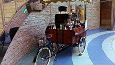 Велокофейня в Киеве
