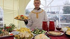 Фестиваль русской кухни в Волгограде