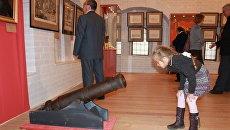 Открытие исторической выставки в Вологде