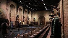Студия, где снимали Гарри Поттера. Архивное фото