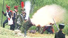 Реконструкторы показали, как стреляет «Единорог» - пушка эпохи 1812 года