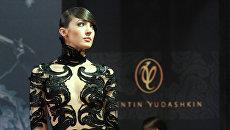 Показ коллекции Валентина Юдашкина Китайская шкатулка
