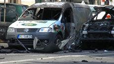 На месте происшествия: крушение F-27 в Индонезии и взрывы в Белграде