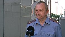 Российский полицейский в Варшаве обещает фанатам из РФ отдельные коридоры