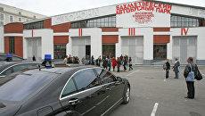Открытие Центра современной культуры Гараж Дарьи Жуковой. Архив
