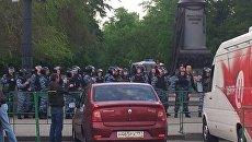 Прощай Абай: лагерь на Чистых прудах разогнан полицией