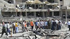 Ситуация в Сирии. Архив