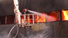 На месте происшествия: взрывы в Кабуле и пожар на складе в Мурманске