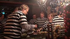 Гости финского отеля живут в тюремных камерах и ходят в робах